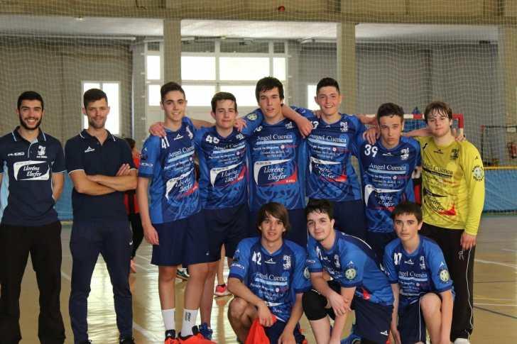 El equipo Cadete del Club Balonmano Buñol se mete en semifinales de ...