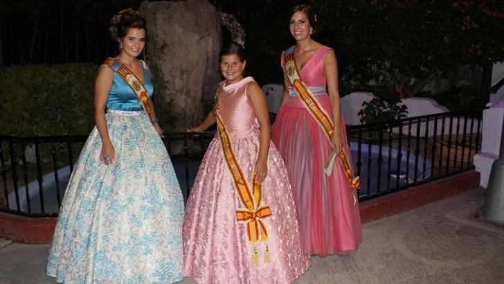 """Las imágenes de la presentación de las Misses y Representante de """"La Armónica"""" de Buñol"""