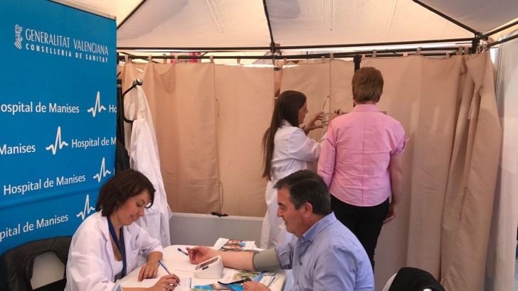 Turís acoge una nueva edición de la Semana de la Salud