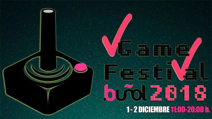 La segunda edición del Vídeo Game Festival llega este fin de semana a Buñol