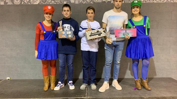 Éxito de la segunda edición de la Video Game Party en Buñol (imágenes)