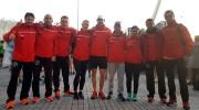 El C.A. Correores de Buñol, en la Maratón de Valencia