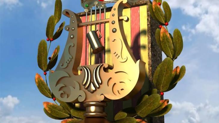 La Banda Juvenil del CIM «La Armónica» de Buñol participa en el  17º Festival de Bandas de Ejea