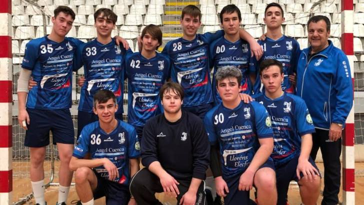 Los equipos juvenil, cadete e infantil del Club Balonmano Buñol afrontan un fin de semana clave