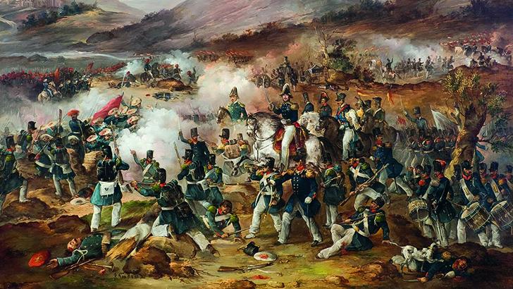 182 años de la acción de las Cabrillas (I Guerra Carlista)
