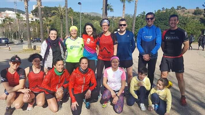 Las imágenes de la IV Jornada Deportiva de la Mujer en Buñol