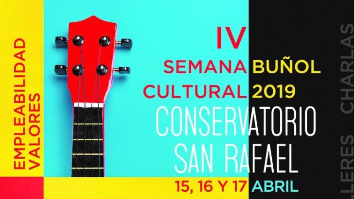 Comienza la IV Semana Cultural del Conservatorio Municipal de Buñol
