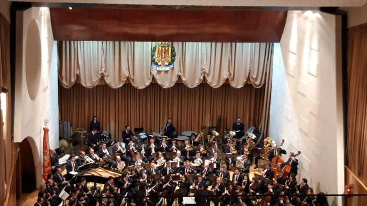 «La Armónica» de Buñol celebra su concierto homenaje a la «Mujer Litrera»