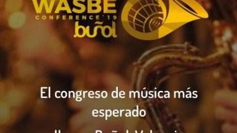 La Conferencia WASBE traerá a Buñol los mejores profesionales del mundo