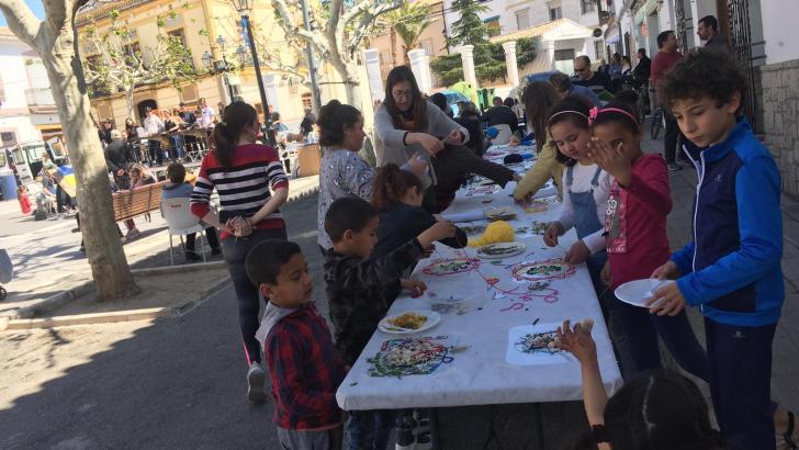 Macastre implementa la integración de la Comunidad Árabe a través de la gastronomía