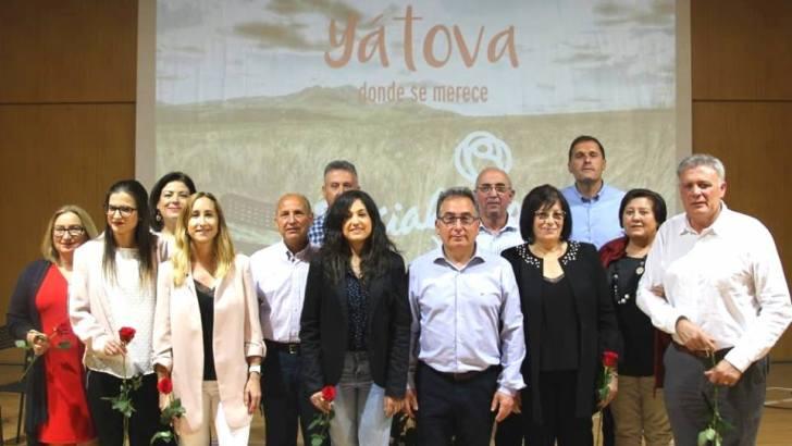 Miguel Tórtola encabeza la candidatura del PSOE de Yátova a las municipales