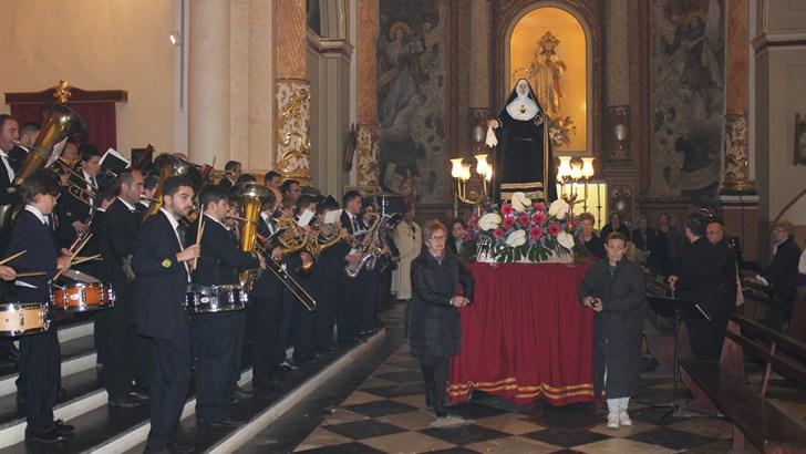 Las imágenes de la Semana Santa en Buñol