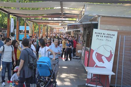 La XIV Feria del Comercio y Turismo de Buñol cierra sus puertas con una excelente cifra de participación