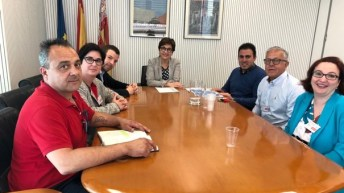 Buñol se reúne con Blanca Marín para pedir ayuda económica y apoyo público de cara a su desarrollo industrial