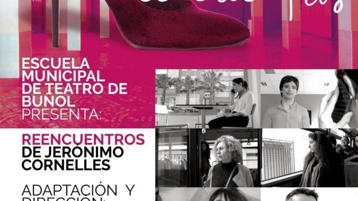 La Escuela Municipal de Teatro de Buñol regresa con «Reencuentros»