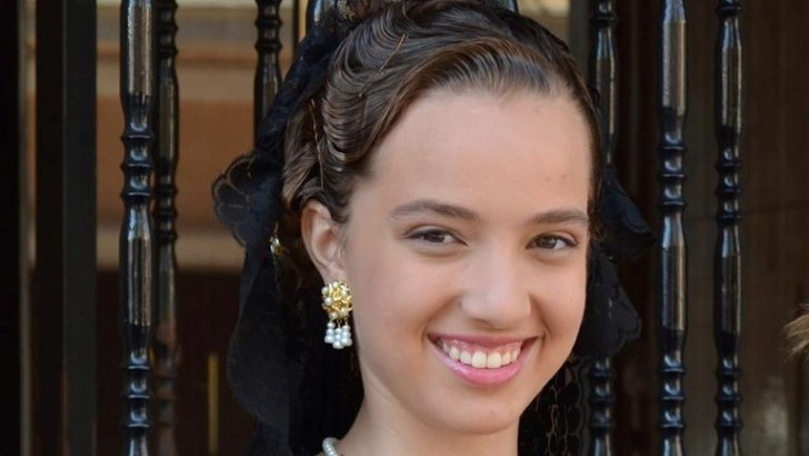 Carmen Marzo Belda será la Reina de la Feria y Fiestas de Buñol 2019