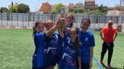 Los equipos base del Club Balonmano Buñol triunfan en el Torneo de Onda