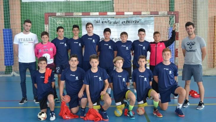 La Hoya de Buñol-Ribera Alta se proclama campeona del Torneo de Selecciones Comarcales de Balonmano