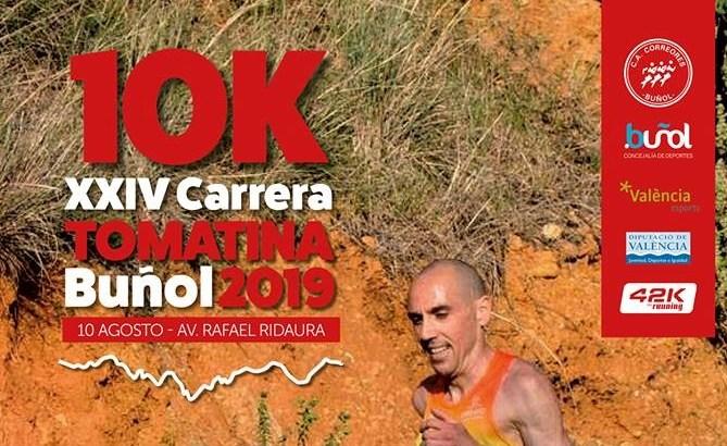 La 10K de Buñol prevé reunir a más de 500 atletas el próximo 10 de agosto