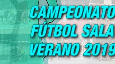 Consulta el calendario del campeonato de verano de Fútbol-Sala de Buñol