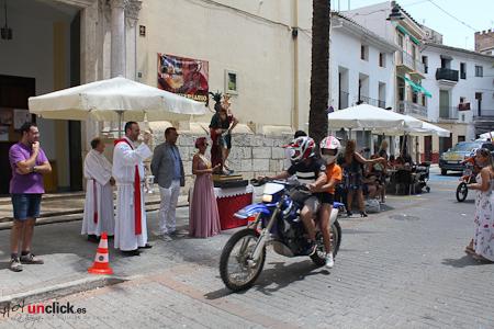Las imágenes del Día de San Cristóbal en Buñol