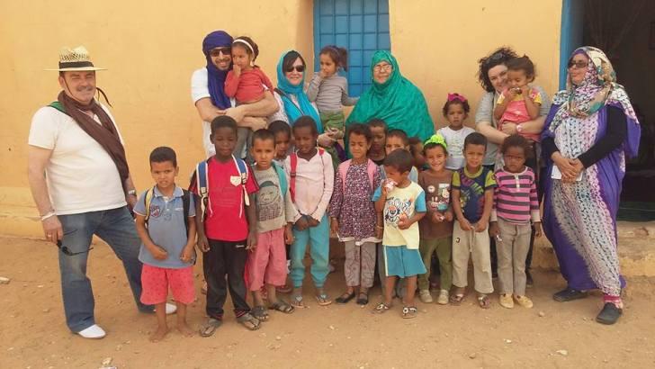 Buñol se suma un año más al programa «Vacaciones en Paz»