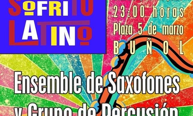 El Ensemble de Saxofones y Percusión actuarán este sábado en Buñol