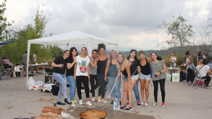 Finalmente la lluvia no aguó la fiesta de las Paellas en Buñol (galería de imágenes)