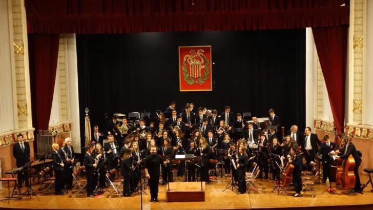 La Banda Juvenil de «La Artística» de Buñol participa en el Festival de Bandas de Mislata