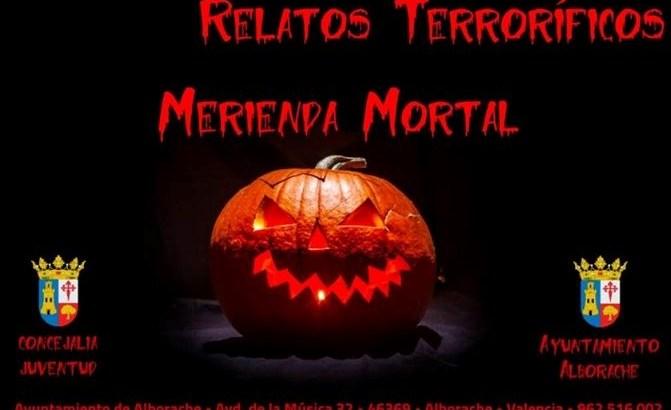 Alborache celebra este jueves su fiesta de «Halloween»