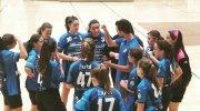 El equipo infantil femenino del Club Balonmano Buñol sigue imparable