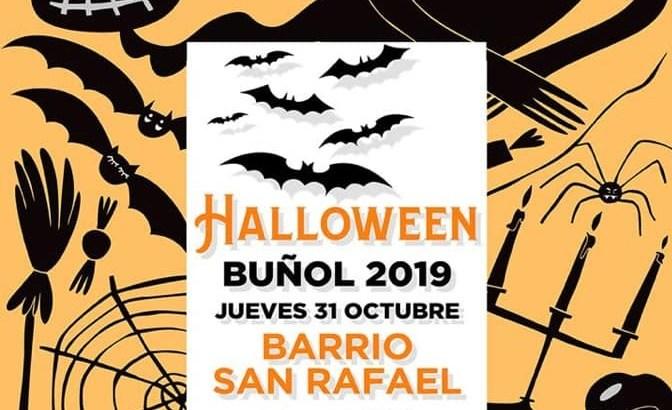 Buñol organiza una fiesta de «Halloween» para los más pequeños de la localidad
