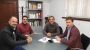 Ayuntamiento y CD Buñol comienzan los preparativos del centenario de la entidad