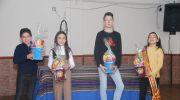 La Falla Ventas de Buñol nombra a sus representantes infantiles