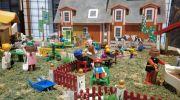La Biblioteca de Buñol acoge una nueva exposición de Playmobil centrada en el medio ambiente