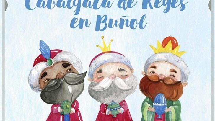 Los Reyes Magos estarán en Buñol el próximo 5 de enero