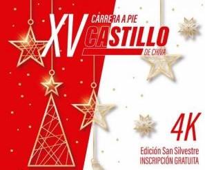 Chiva celebra este domingo la XV edición de la San Silvestre