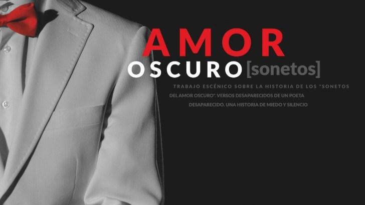 «Amor oscuro», el montaje sobre los poemas de Lorca este viernes en Buñol