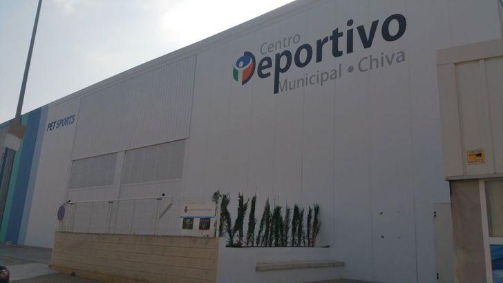 El Centro Deportivo Municipal de Chiva volverá a abrir sus puertas este sábado
