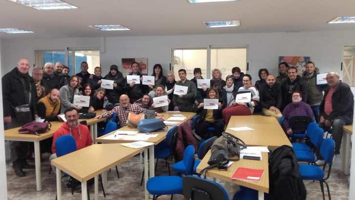 Dimiten los sindicalistas de CCOO de La Hoya de Buñol-Chiva