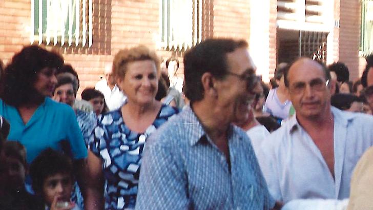 La visita de Gila al Barrio Gila