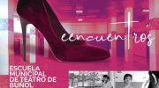 La obra «Reencuentros» se representará finalmente este domingo en la Sala «El Mercado» de Buñol