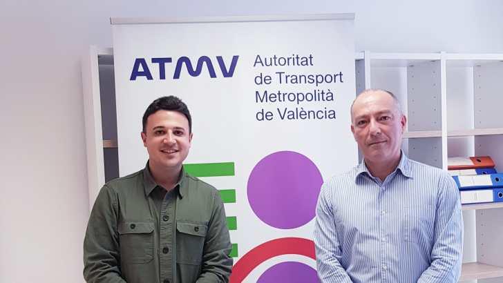 Chiva se integra en la red de Transporte Metropolitano de Valencia