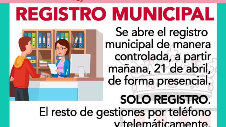 El Ayuntamiento de Buñol abre el Registro Municipal y permite la quema controlada de rastrojos