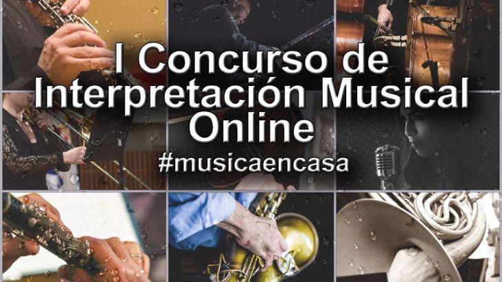 Mp Music celebra este fin de semana la final del I Concurso de Interpretación Musical Online