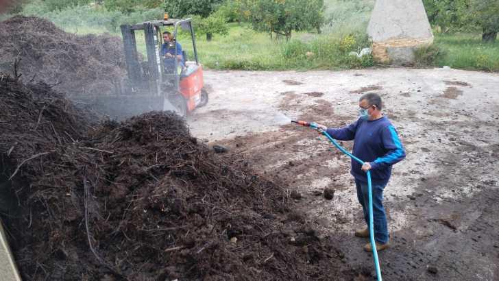 Yátova sigue apostando por la Biomasa, «una energía con presente y futuro»