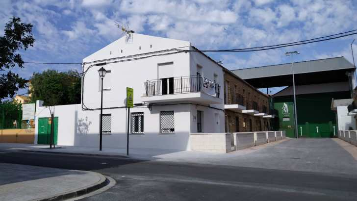 Yátova rehabilita las viviendas de la calle Germán Burriel