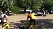 La zona de la Cueva de las Palomas de Yátova cuenta con más personal municipal dedicado a la limpieza y a evitar aglomeraciones