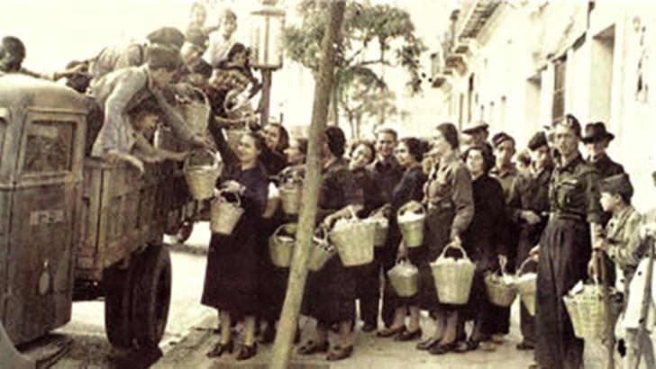 Buñol  no se  merece  que sea  en 1945