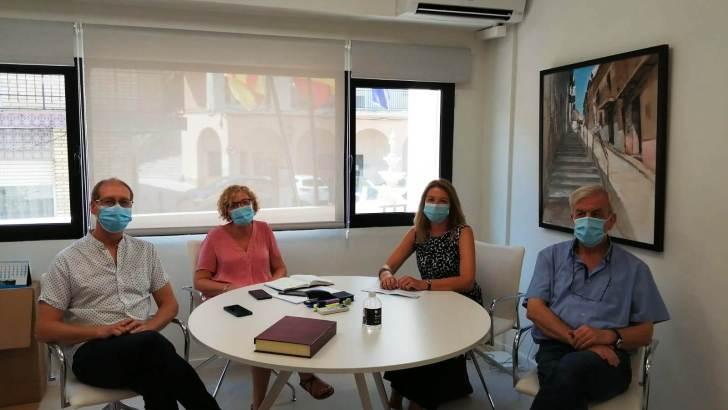 El Ayuntamiento de Alborache se reúne con la Conselleria de Sanidad Universal para hablar del futuro del centro de salud